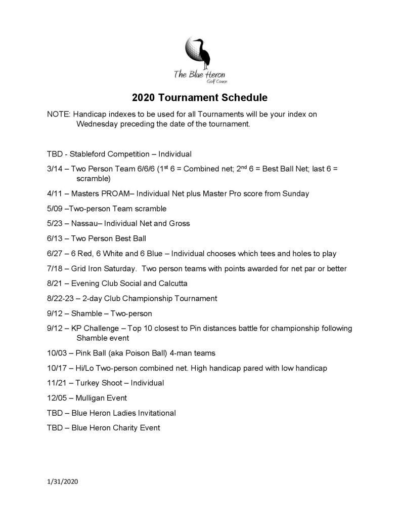 tournamentschedule